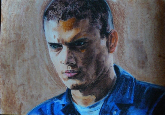 Wentworth Miller by Coucou